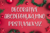 A Holiday Story - A Christmas Hand-Written Font Trio example image 10