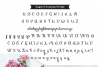 Sugar Frosting Font Trio example image 2