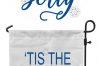 SVG Tis the Season Vector, Cut File, Clip Art FWS506 example image 2