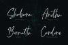 Monatta - Luxury Signature Font example image 6