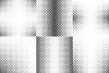 24 Dot Patterns AI, EPS, JPG 5000x5000 example image 6