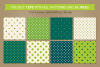 St. Patrick's Day Seamless Patterns - Set 2 example image 3