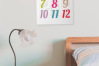 Wall Calendar 2020 Letter & Poster Size Printable PDF PNG example image 8