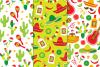 12 Cinco de Mayo Seamless Patterns example image 5