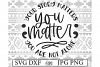 You Matter SVG Semi Colon Project Cut File Inspirational Svg example image 2