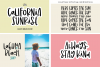The Mini Crafty Bundle - 10 Fun & Quirky Fonts example image 7