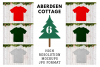 Children's Christmas T-Shirt Mock Up Mini Bundle example image 1