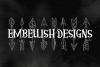 Arrow Font - Ornaments  example image 4