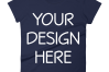 Anvil 880 Ladies Fit T-Shirt Mockups - 17 | PNG|3000x3000px example image 12