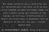 Lost Arcade Sans Adorn Black example image 3