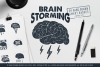 BrainStorming. 09 Smart Badges example image 1