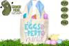 Eggs-Pert Hunter Easter Egg Hunt Spring SVG Cut File example image 1