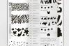 PROCREATE Animal Pattern Brushes   Wild Animals Footprint example image 4