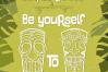 Freaky Tiki - a fun tropical font example image 2