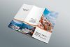 Trifold Travel Agency Brochure Templates A4 example image 4