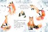 Woodland story Vol.2 Foxes example image 6