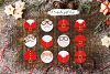 Santa Claus tags and cards example image 10
