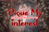 Pique My Interest example image 1
