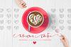 Monogram Valentine Font example image 1