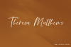 Melbourne - A Handwritten Script Font example image 6