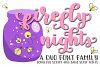 Firefly Nights - A Duo Font Family - Pretty Script example image 1