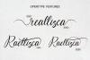 Raellisca Script example image 8