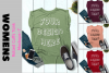 Women's Rolled Cuffs Tank Mockups - 7 example image 1