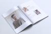 MEDUSA Minimal Lookbook Magazines example image 13