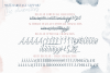 My Beloved  Script & Serif Font example image 9