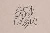 The Messa - A Handwritten Script Font example image 2