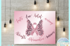 Breast Cancer Ribbon Butterfly Awareness SVG Dxf Eps Png PDF example image 2