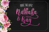Forever Together - Romantic Font Duo example image 12
