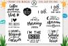 Funny SVG Bundle - MB4 example image 2