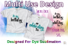 Twins Birthday T-Shirt Design Set example image 1