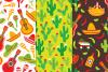 12 Cinco de Mayo Seamless Patterns example image 2