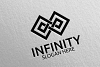 Infinity loop logo Design 21 example image 4