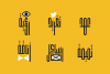 Kaleem - Arabic Font example image 5