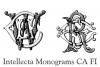 Intellecta Monograms CA FI example image 9