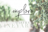 Kate Johnson - A Signature Script Font (with alternative) example image 5