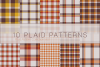 10 Plaid Patterns example image 1