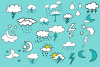 Weather Doodles example image 7