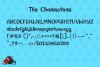Playmates Font example image 2