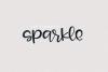 Joy & Hugs Handwritten Script Font - with doodle extras! example image 15