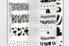 PROCREATE Animal Pattern Brushes   Wild Animals Footprint example image 3