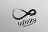 Infinity loop logo Design 31 example image 4