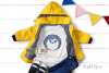 Hedgehog paper cut design SVG / DXF / EPS / PNG files example image 7