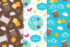 12 Passover Seamless Patterns example image 3