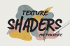 Texture shader brushes for procreate example image 1