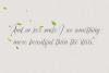 Hallimah Script Font example image 6