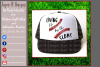 Living life by the seams baseball designs example image 3